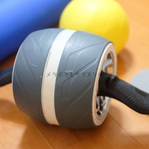 【検証】マラソン体幹強化に腹筋アブローラーのマッスルモンスターとEMSは有効か?