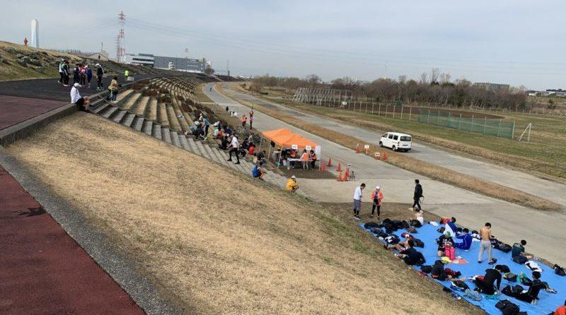 荒川戸田橋野球場付近で開催、板橋月例チャレンジ