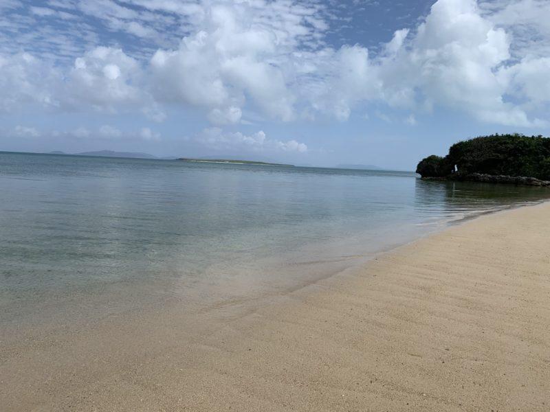 小浜島トゥマールビーチ